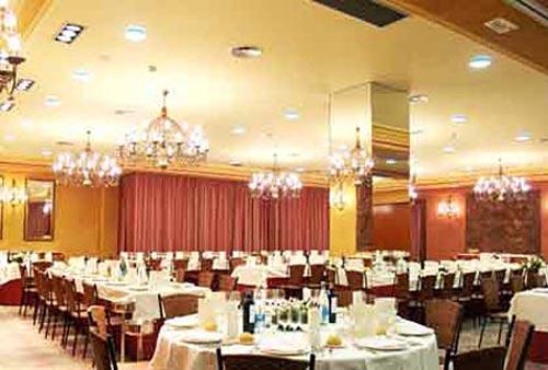 Restaurante despedidas en Pamplona